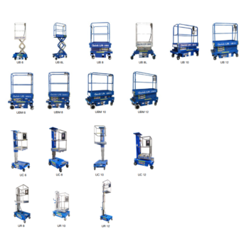 Product Range of Machines2